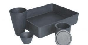 Høj kapacitet tyndvægget og høj styrke smeltedigel for metalindustrien, pulver sintring og chemichal industri