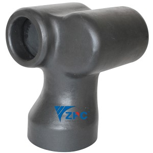 Bi-directional different axis nozzle