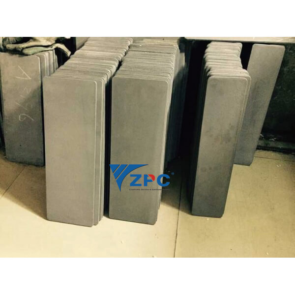 Reaction bonded Silicon Carbide plate Featured Image