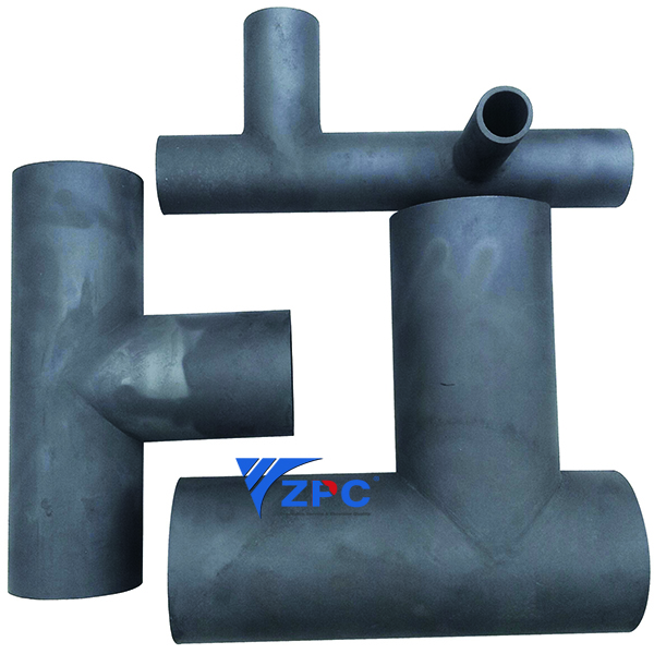Silicon carbide TEE pipe Featured Image