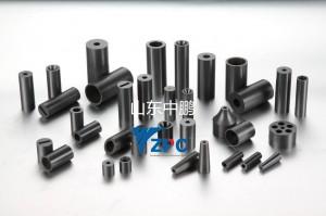 Wear resistant silicon carbide SiC ceramic parts