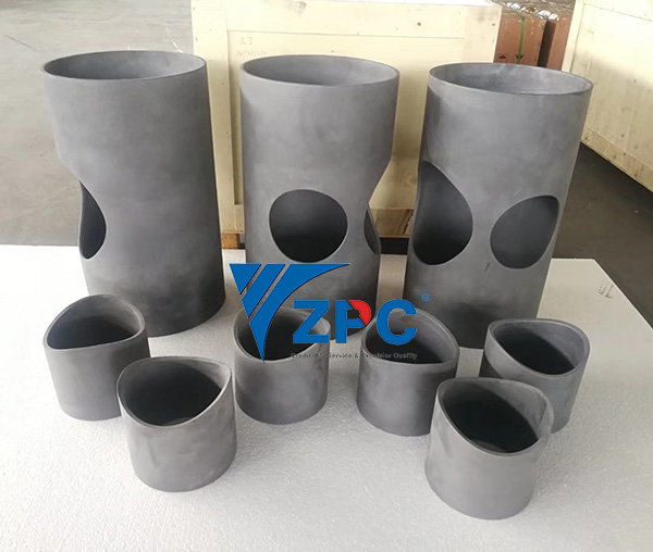 Silicon carbide ceramic lined pipe & elbow Featured Image