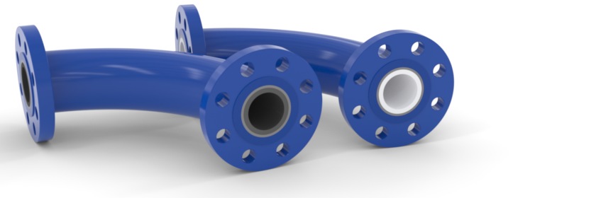 Silicon Carbide Ceramic lined pipe and elbow manufacturer Featured Image