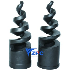 2.5 òirleach SiSiC nozzle