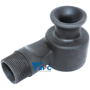 DN32 external screw thread desulfurization nozzle