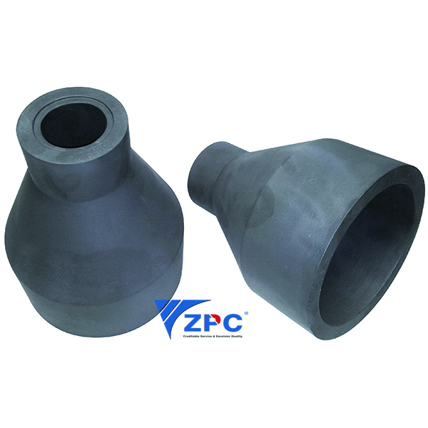 Silicon carbide disturbance nozzles Featured Image