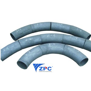 Anti-Corrosion and anti-abrasion elbow
