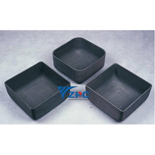 High-capacity thin-wall and high strength crucible for metallurgy, powder sintering and chemichal industry Featured Image