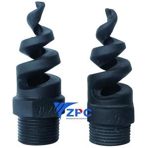 1 inch CNC Desulfurization nozzle