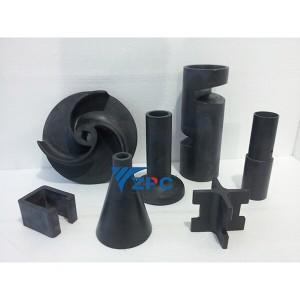 Special SiC ceramic parts