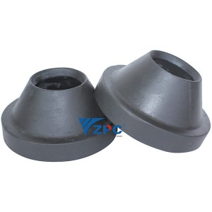 Top Grade Reaction Bonded Silicon Carbide Separator -
