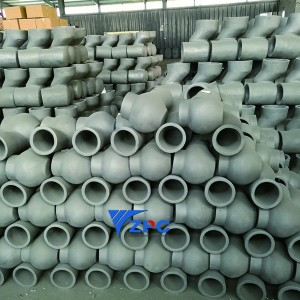 Flue Gas Desulfurization Spray Nozzle
