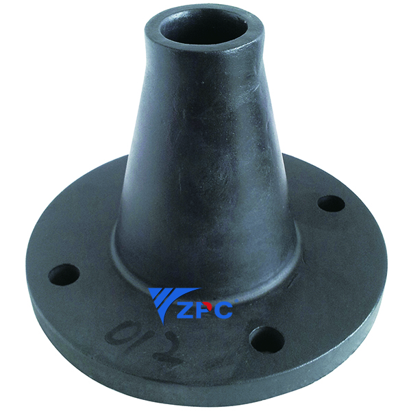 Pulse nozzle – Flanged FGD nozzle in absorber tower Featured Image