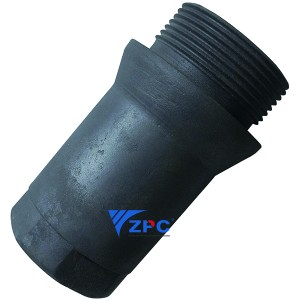 Desulphurizing ceramics nozzle – SiC SMP Nozzles