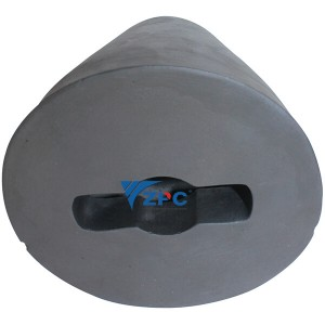 Reaction bonded silicon carbide SEPARATOR