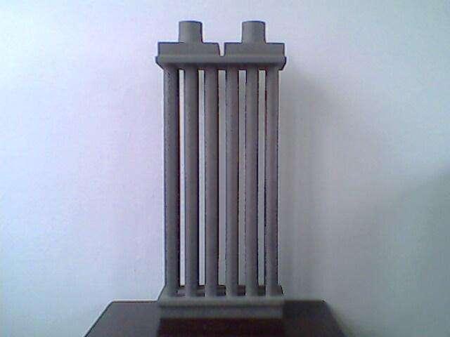 Silicon carbide ceramic heat exchanger Featured Image