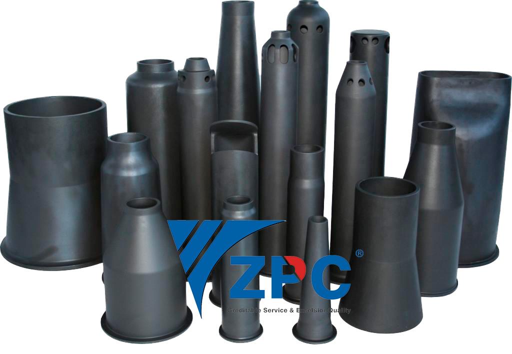 SiC burner nozzle tube Featured Image