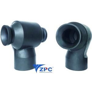 BT series DN100 single direction vortex nozzle