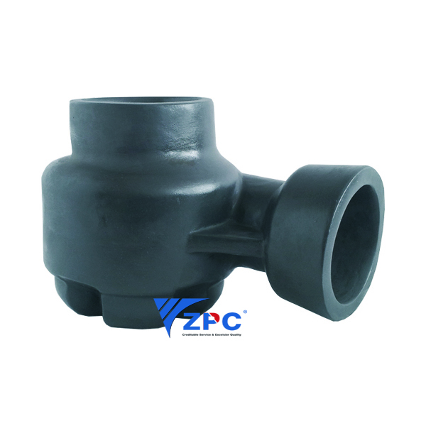 Scrubber Nozzles Manfacturer of SiC Absorber Spray Nozzle with Good Quality Featured Image