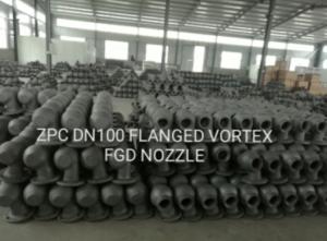 FGD nozzles -DN100