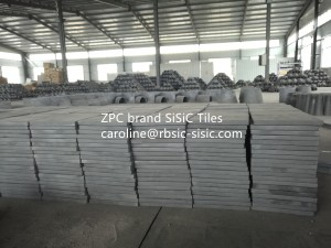Special Shape Silicon Carbide New Material Ceramic