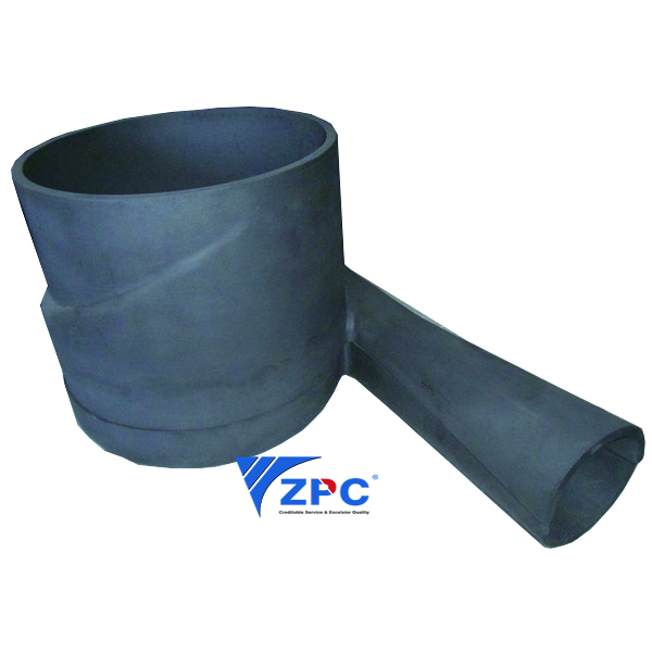 Cyclone cone cylinder and spigot, Inner lining board (semi-manufactures) Featured Image