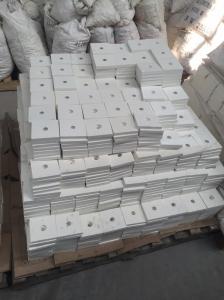 92% Alumina tiles, blocks
