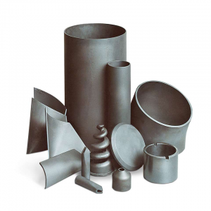 Wear-proof material outstanding against frictional wear in hot conditions
