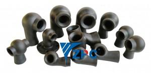 Silicon carbide FGD nozzles