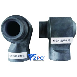 BT series DN100 single direction vortex nozzle