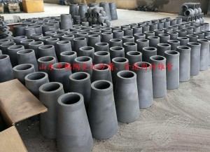 RBSC (SiSiC) liner bushing