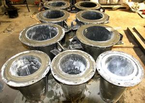 износостойкая керамика используемая в угольной промышленности-Керамика на основе карбид кремния (RSIC/SISIC)