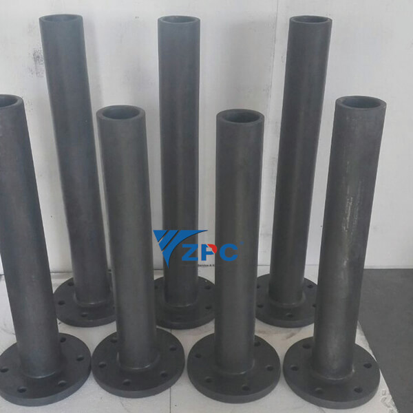 Thick walled silicon carbide tube Featured Image