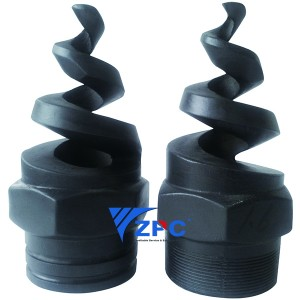 3 inch Silicon Carbide Spray Nozzle