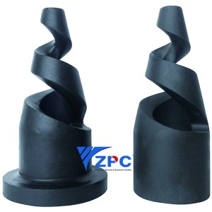 solid cone spray nozzle