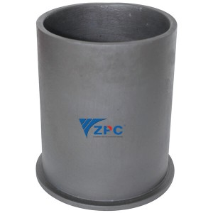 Silicon carbide lining, Temperature resistant sleeve