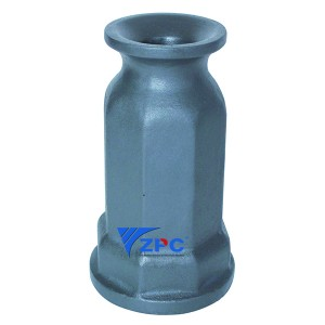 Well-designed Silicon Carbide Tube -