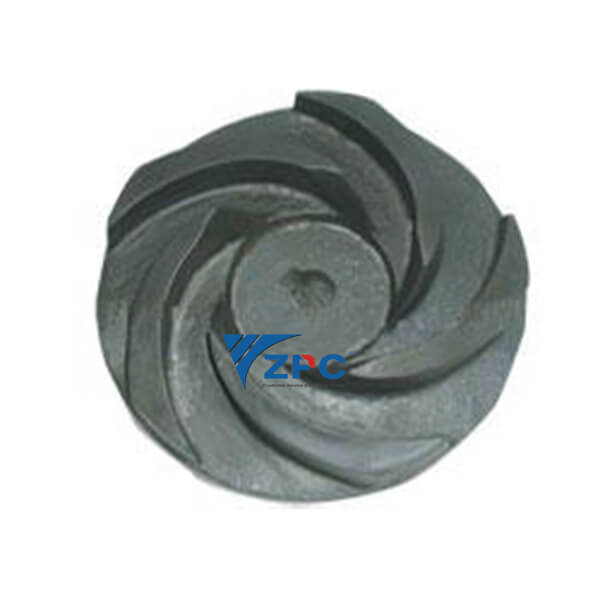 Fine technical SiC ceramic impeller Featured Image