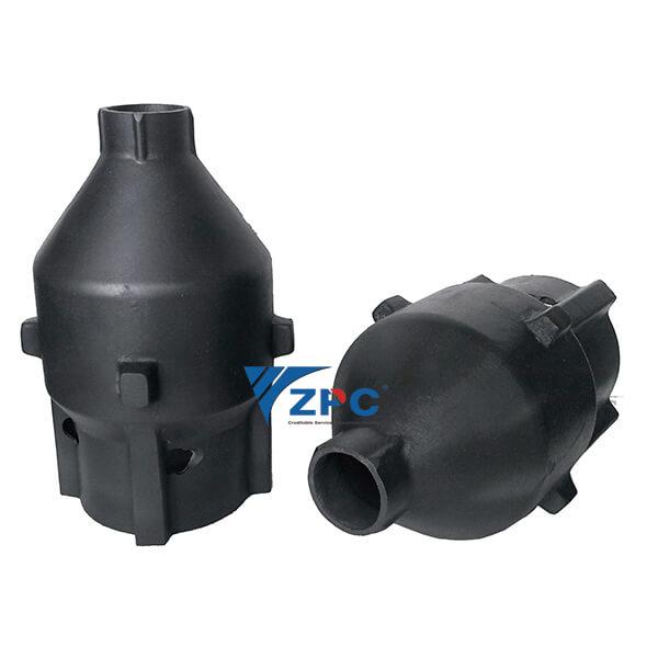 RBSiC (SiSiC) Burner tube,  burner nozzle Featured Image