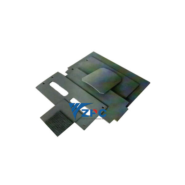Reaction-bonded silicon carbide plate Featured Image