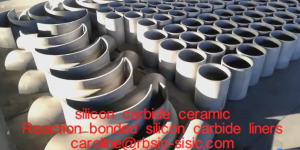 large diameter cyclone liners and tube liners