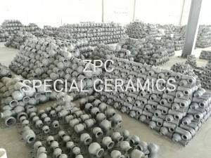 3, DN50 Vortex FGD nozzles