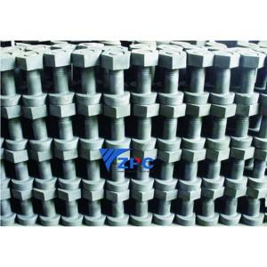 Ceramic bolt and nut, RBSiC Screws