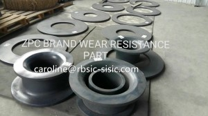 Large Size wear resistant ring
