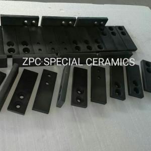 wear resistant ceramic parts