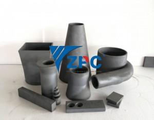wear resistant silicon carbide liner, cone liner, pipe, spigot, plates (10)