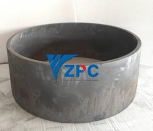 wear resistant silicon carbide liner, cone liner, pipe, spigot, plates (2)